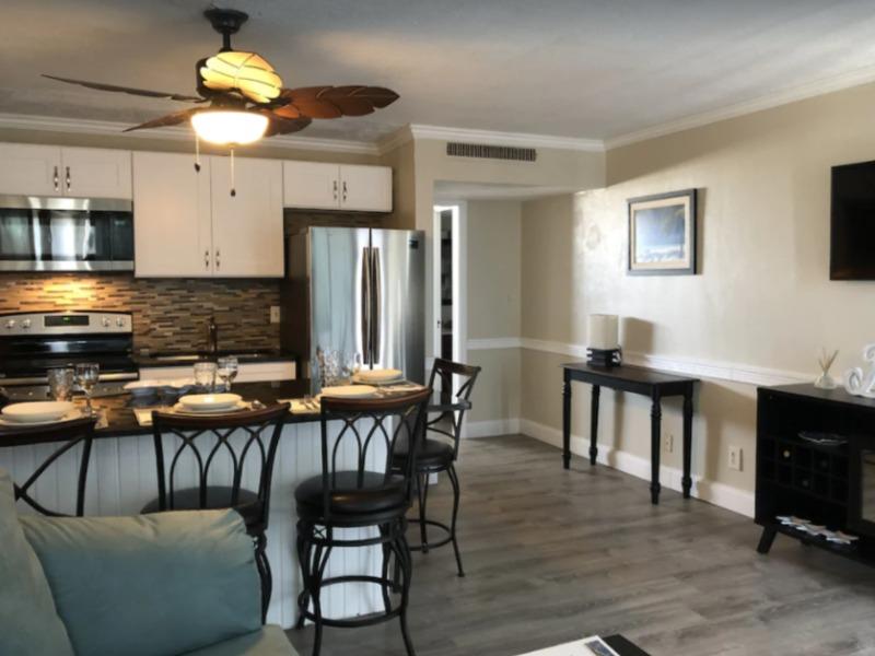 Ocean View Apartment in Daytona
