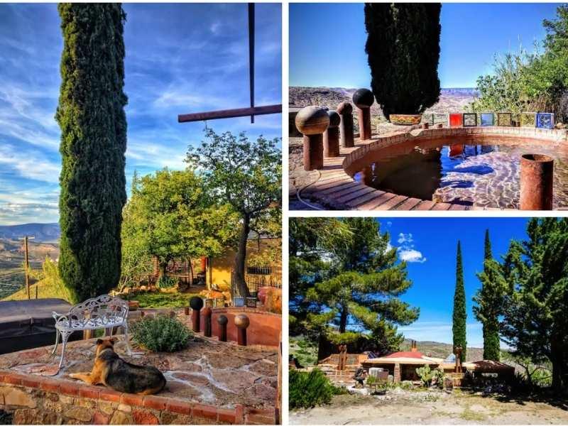 romantic getaway in Jerome, Arizona