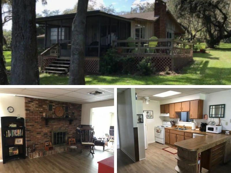 Airbnb on private Lake Bradley