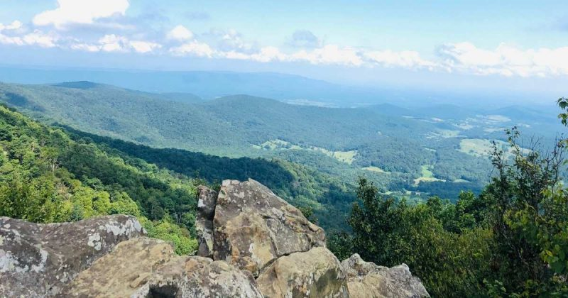 Hiking is a great activity for your RV adventure