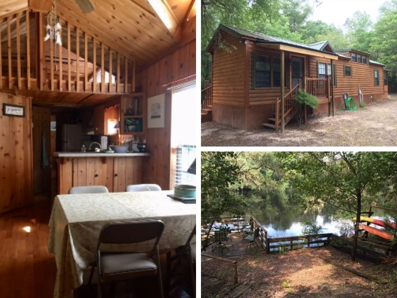 Suwannee River Paradise on Airbnb