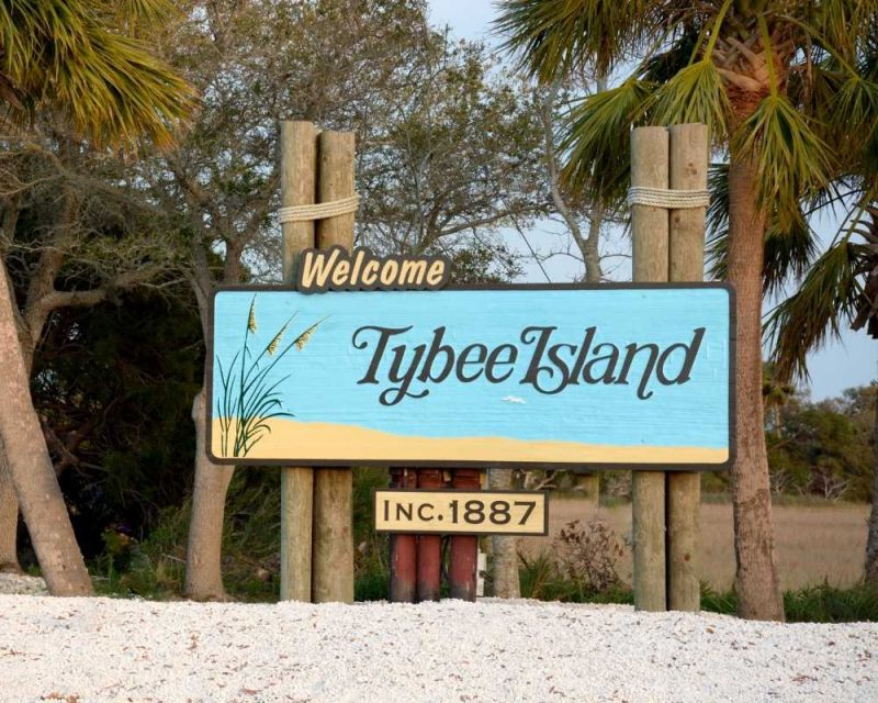 There are great things to do on Tybee Island.  Welcome to Tybee Island.