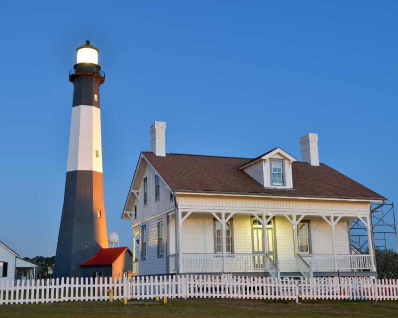 Tybee Island Light Station and Museum is one of the best places to visit.