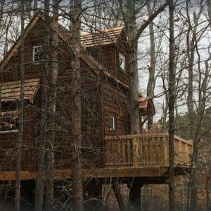 Le Petit Chateau Treehouse - treehouse rentals in Georgia