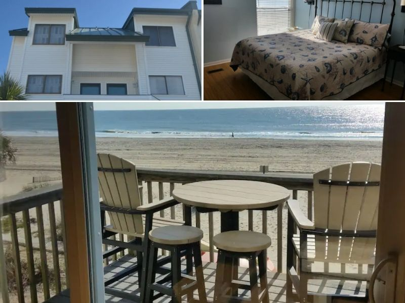 My Sunshine is the perfect property for a family vacation on Tybee Island