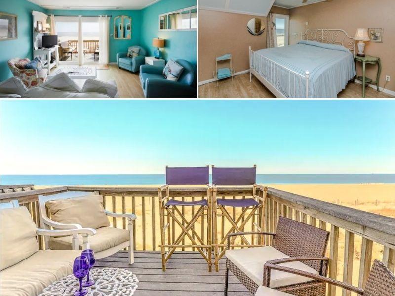 Take a break at the Ocean Villa