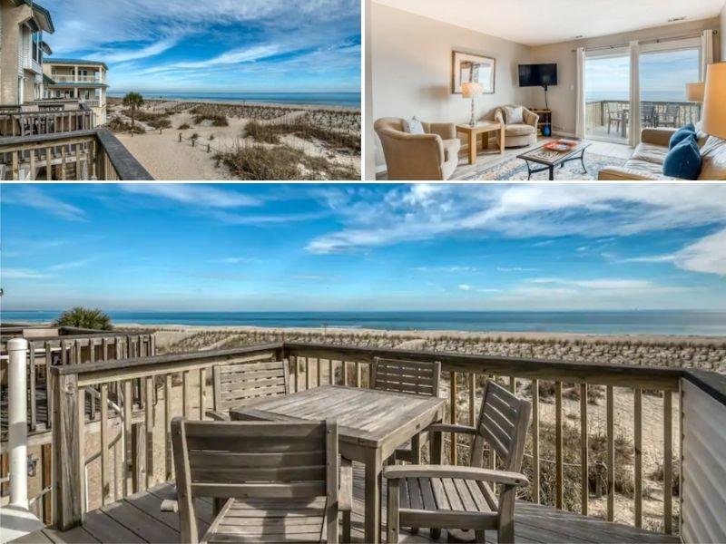 Oceanfront Gem - A stunning Tybee Island Airbnb