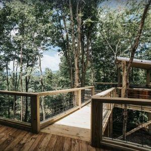 Romantic Treehouse Retreat - treehouse rentals in Georgia