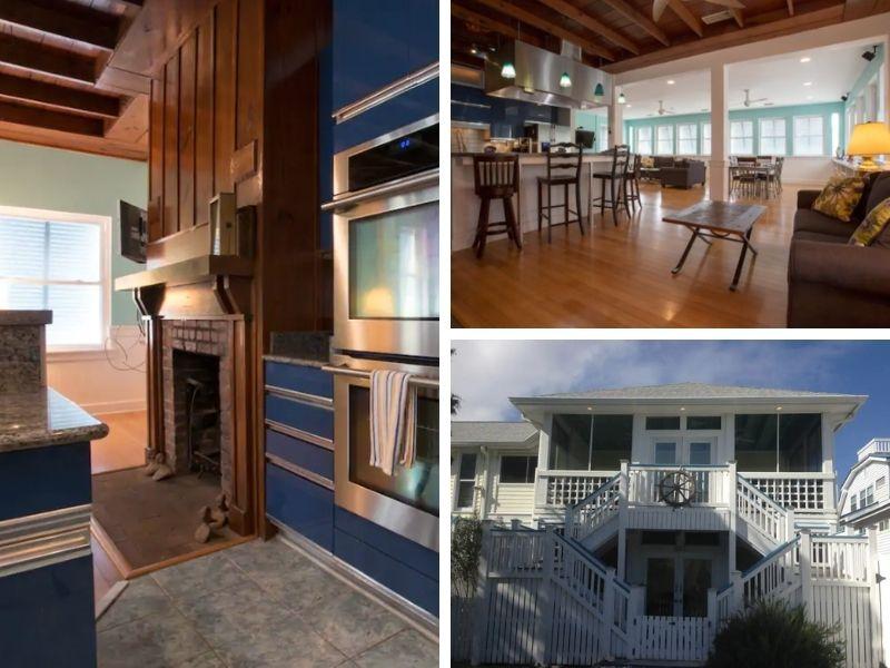 The South Beach Tybee Luxury - Tybee Island Airbnb