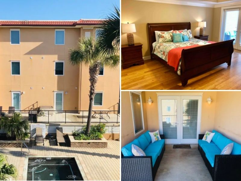 Starlight on Tybee Island is a great Airbnb.