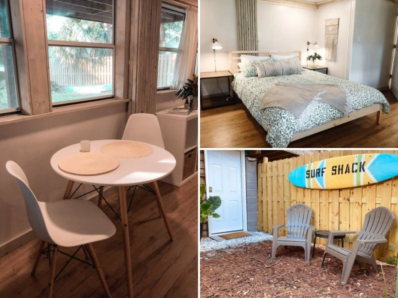 The Surf Shack is a great vacation rental on Tybee Island
