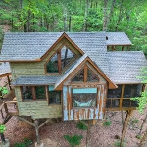The Ravine Luxury Treehouse - Treehouse rental in Georgia