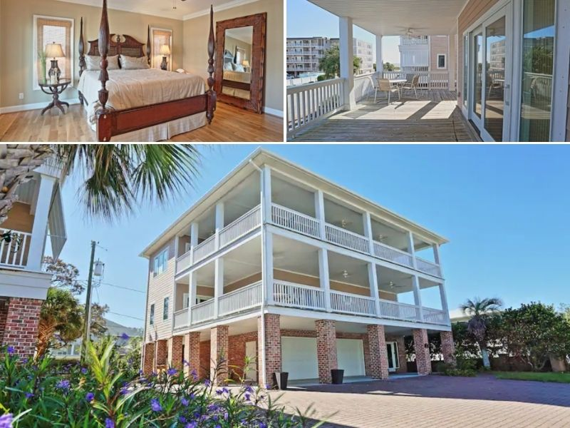 This Tybee Island Airbnb is a great vacation rental