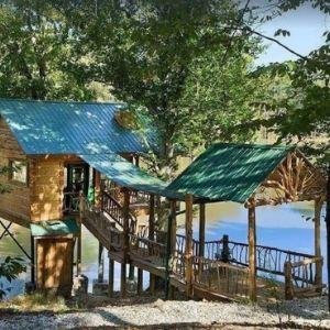 Treecabin in a Private Lake - Treehouse rental in Georgia
