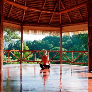 8 day yoga and wellness retreat at AmaTierra in Costa Rica