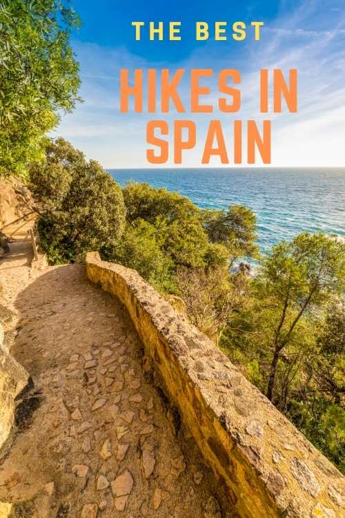 hiking in Spain recommendations