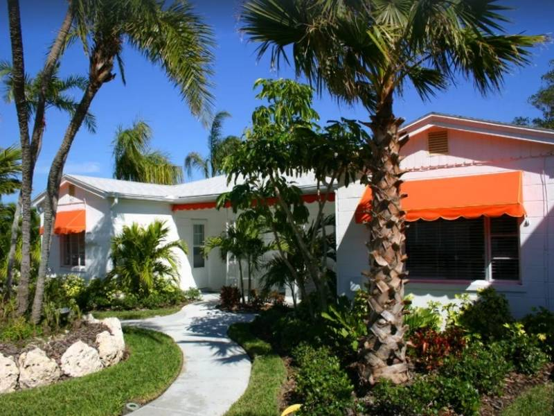 Enjoy a great stay at this Entire Cottage in Clearwater Florida