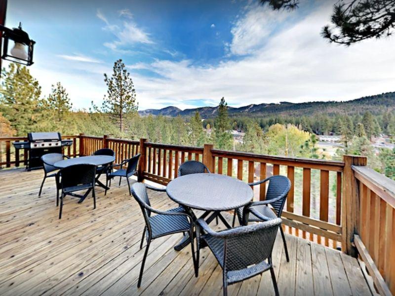 Big Bear Cabin Rentals on VRBO