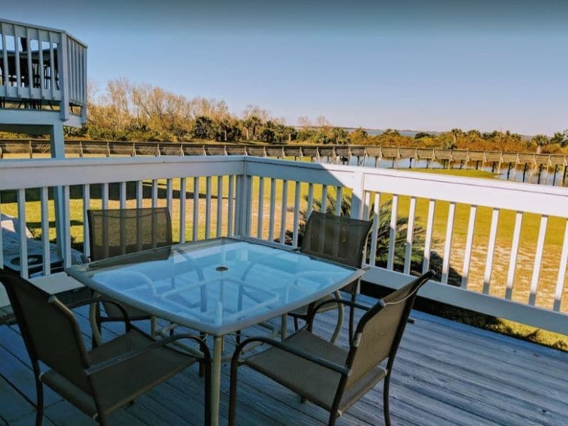 The Captains View Tybee Island vacation rental