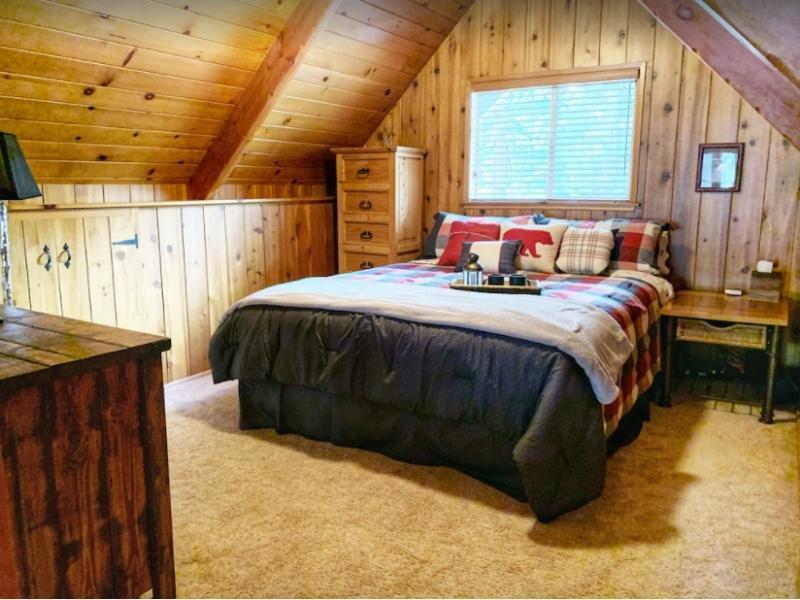 Stay in a Charming Cabin in Big Bear California