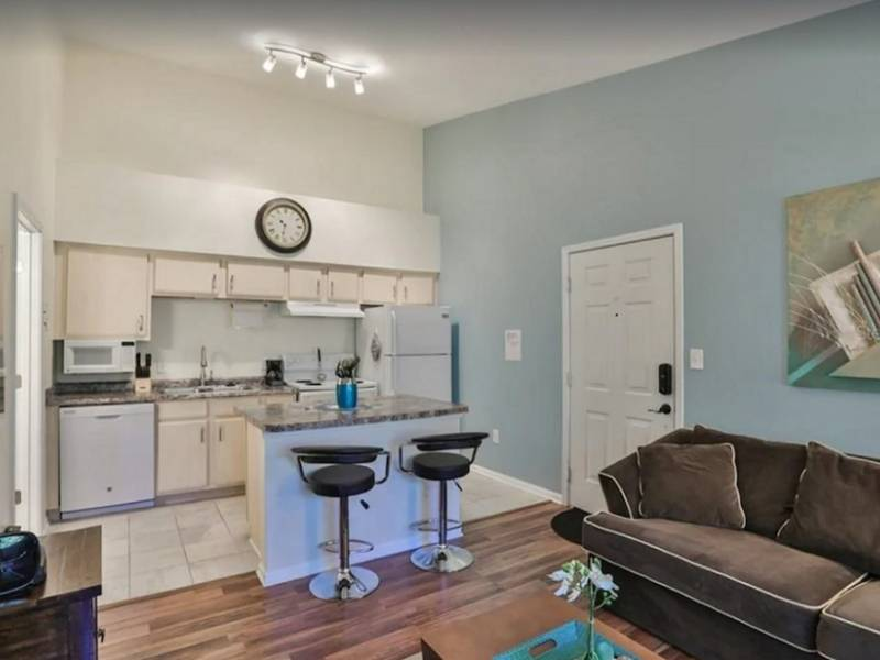 The Classy Apartment is a great pick for couples that want to enjoy the best of Clearwater Beach