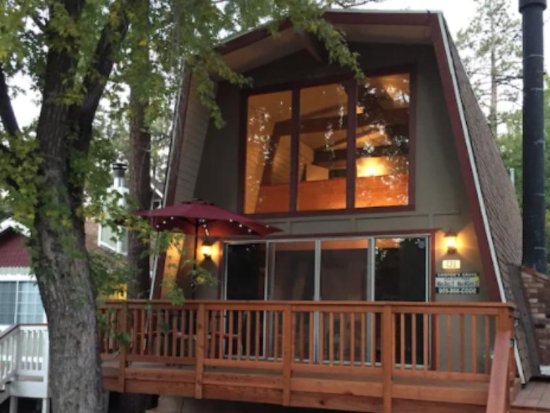 Escape to the Mountains on VRBO