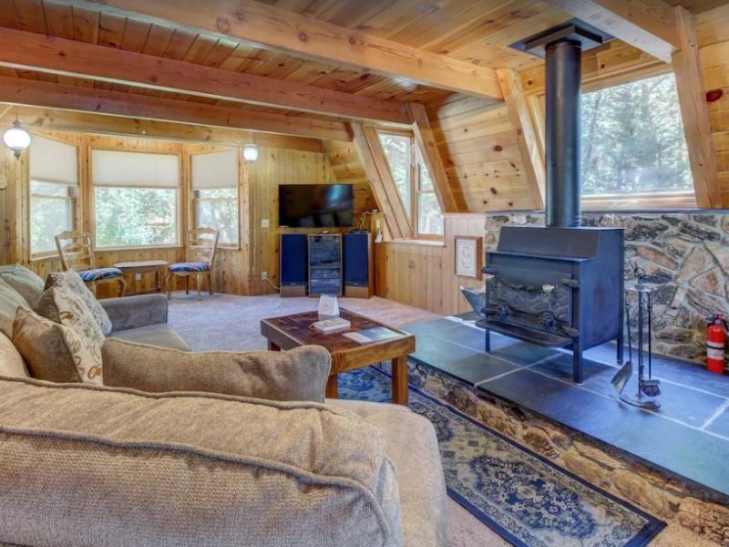 Kapers Cabin in Big Bear California