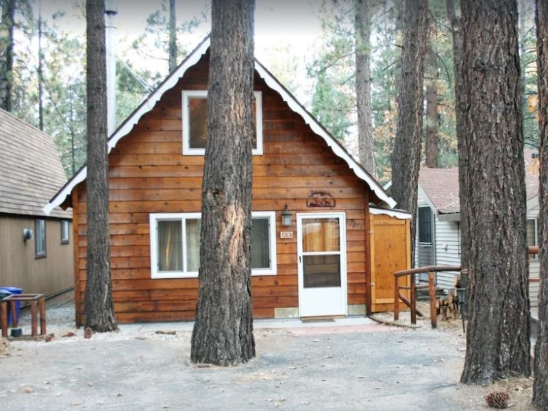 Moonridge Cabin is a great Big Bear rental