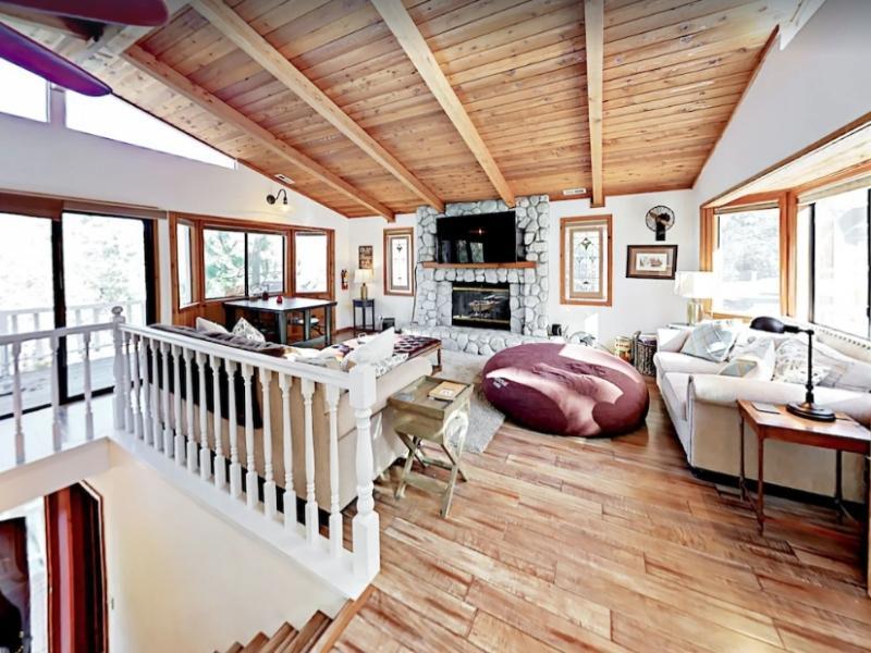 Mountain Home in Big Bear California