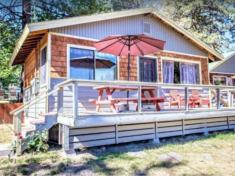 Romantic Lakefront cabin in Big Bear California