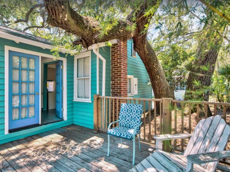 Vintage Cottage Tybee Island vacation rental