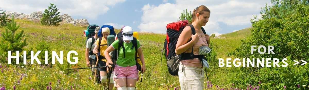 start hiking, the guide for new hikers