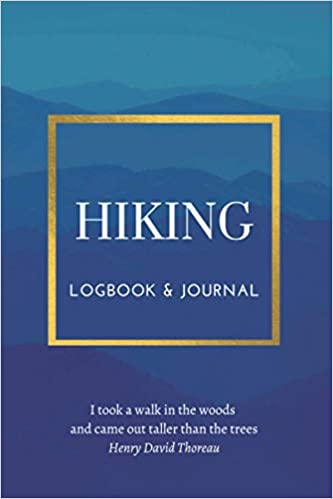 hiking journal and logbook