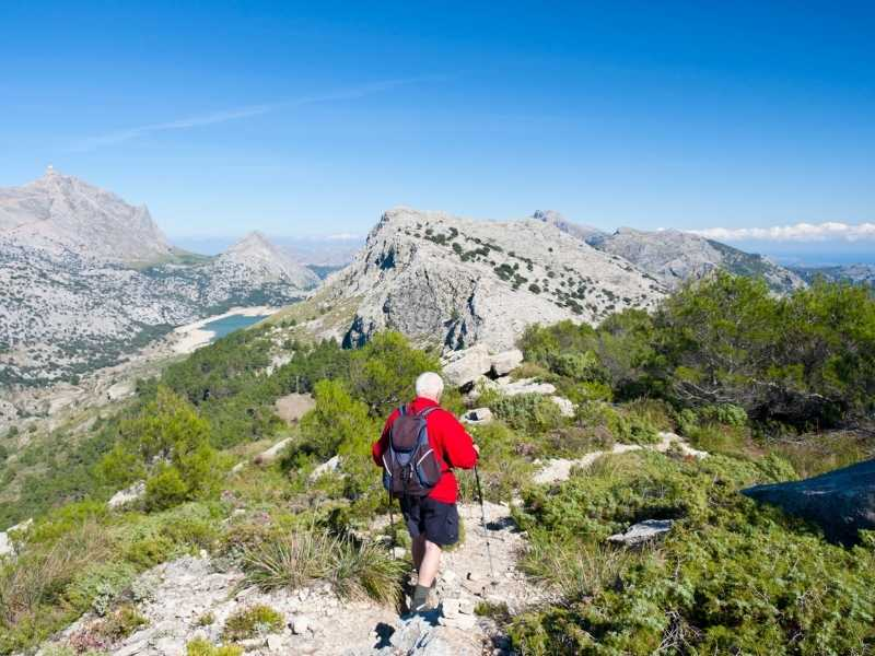 Mallorca is a great place to hike