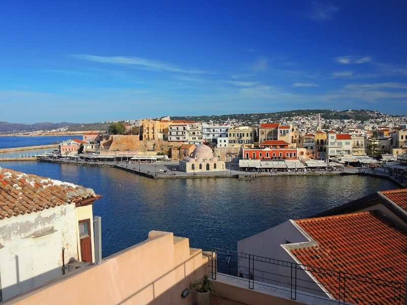 Chania self-guided hiking tour in Crete