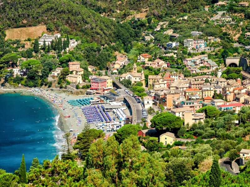 Day 3: You'll stay in the village of Bonassola on your Cinque Terre Walking Tour