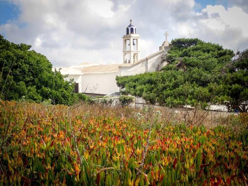 Orthodox Church near Falatados