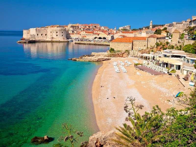 Dubrovnik self-guided hiking tour in Croatia