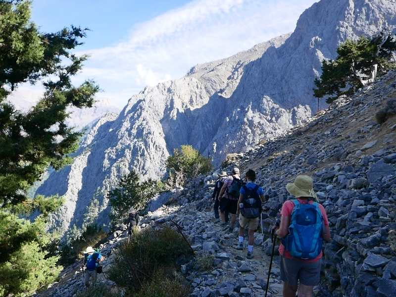 Hike to Mont Gigilos self-guided hiking tour in Crete