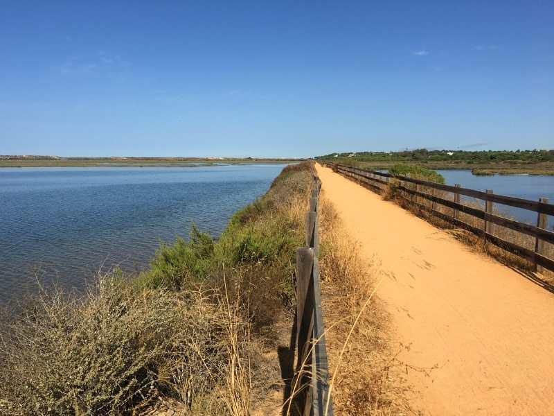 Algarve offers easy hiking with fresh ocean breezes