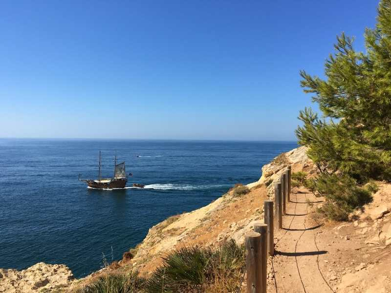 Algarve offers amazing coastal hikes