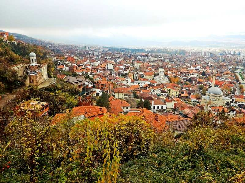 You'll stay in Prizeren, Kosovo on your Via Dinarica Hiking Tour