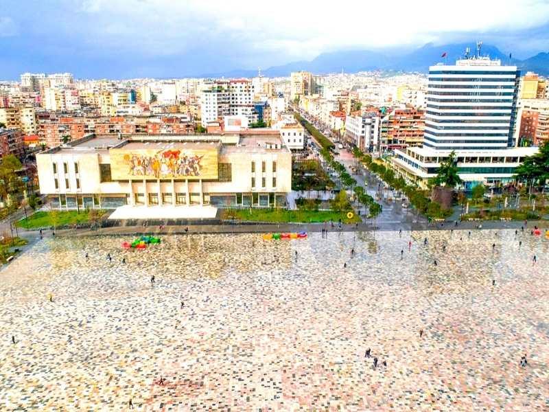 You'll fly into Tirana, Albania to start your Via Dinarica tour