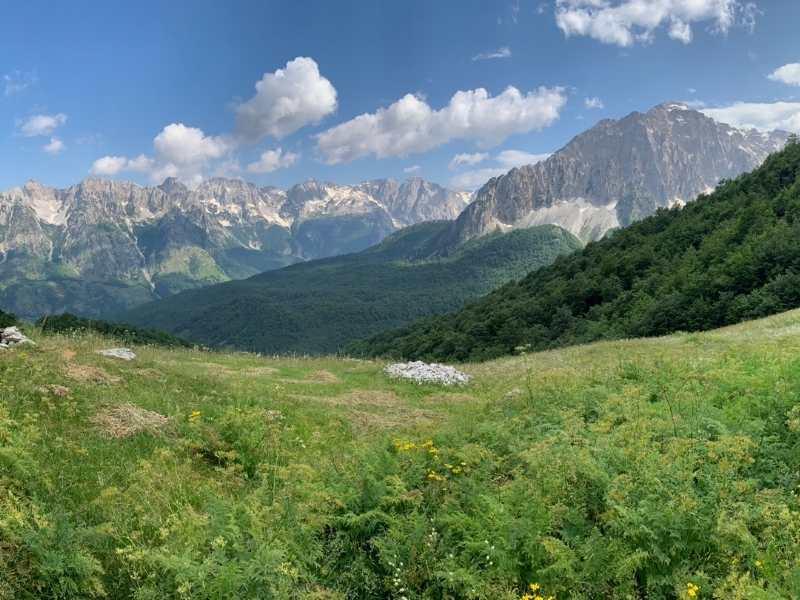 Hiking the Via Dinarica in Montenegro