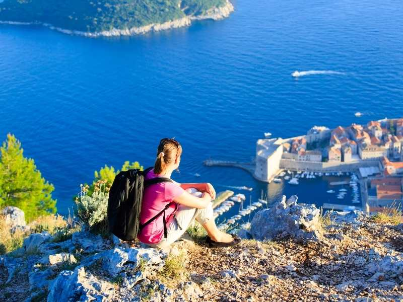 Magnificent views of historical towns in Croatia