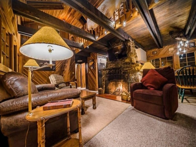 Check out this great cabin in Colorado