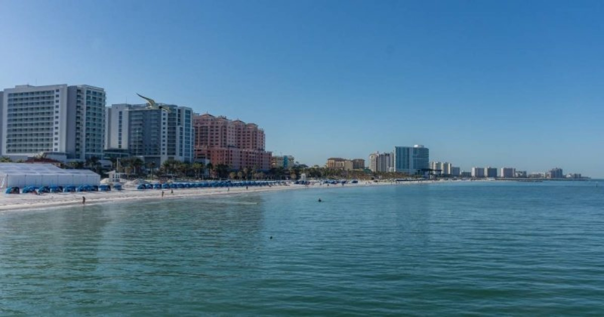 VRBO and Airbnb in Clearwater Beach