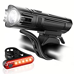 Bike Lights are a great addition to your bike touring gear