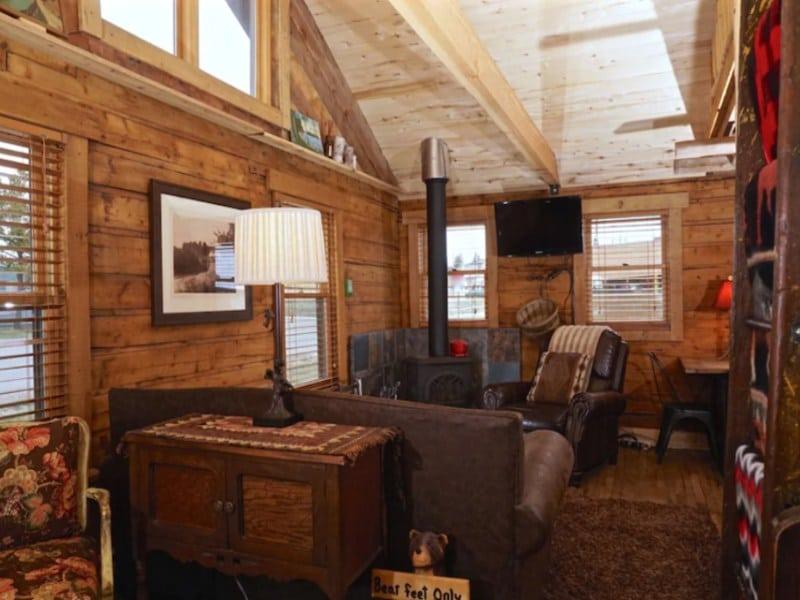Historic Cozy Cabin in Fairplay Colorado
