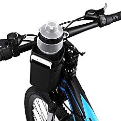 Insulated bottle holder - optional bike touring gear